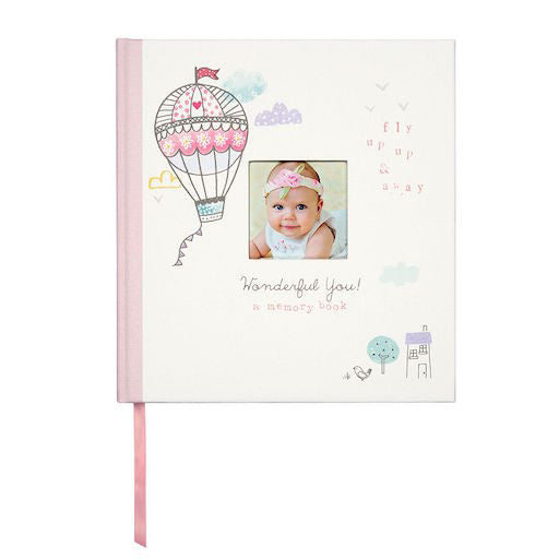 Wonderful You Memory Book
