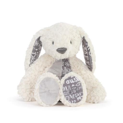 Love You Crew Scout Bunny Plush