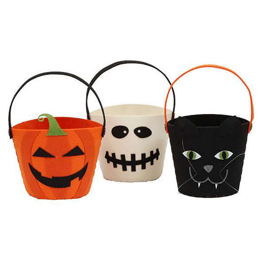 Spooky Friends Candy Bag