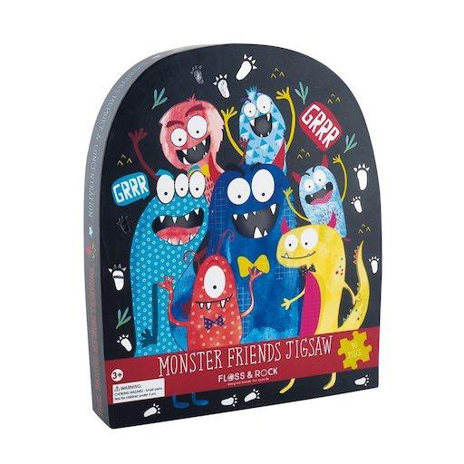 Monster Friends Jigsaw
