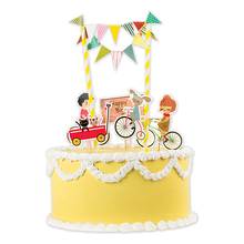 Load image into Gallery viewer, Bicycle Cake Decorating Kit
