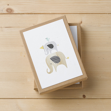 Hello, Little One! Boxed Note Cards