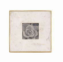 Load image into Gallery viewer, Marble & Gold Frame