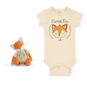 Snuggle Buddy Clever Fox