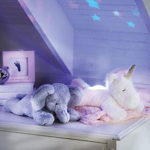 Light-Up Plush Unicorn