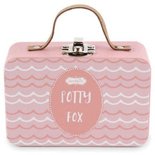 Load image into Gallery viewer, Pink Hooray Potty Fox-In-A-Box Set