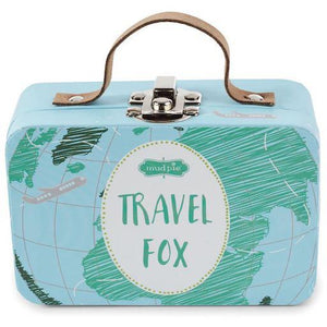 Blue Adventure Travel Fox-In-A-Box Set