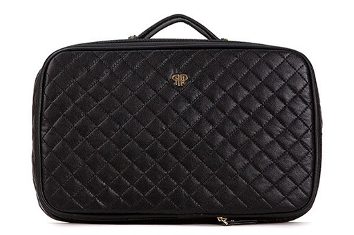 Timeless Quilted Amour Travel Case