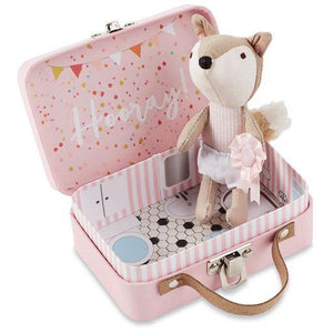 Pink Hooray Potty Fox-In-A-Box Set