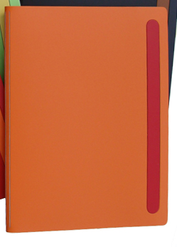 A5 Notebook-Orange