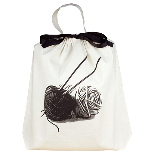 Knitting Organizing Bag