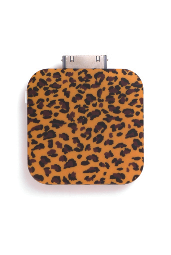 iPhone 4 Compact Battery Leopard