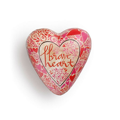 Brave Heart Art Heart Token