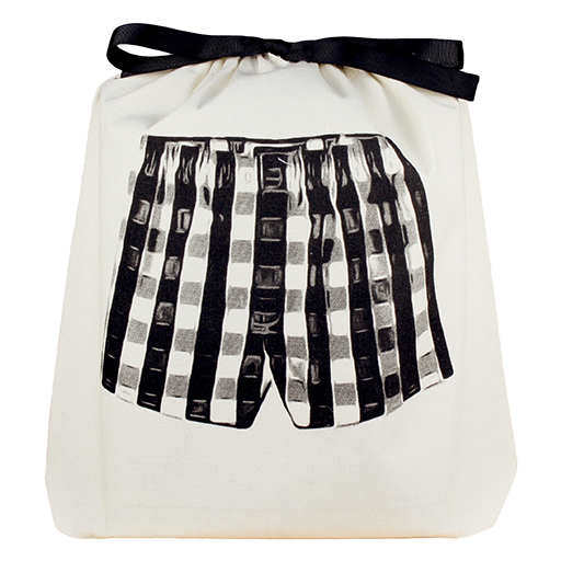 Boxer Shorts Organizing Bag