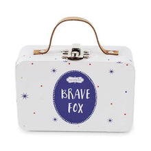 Load image into Gallery viewer, Blue Brave Fox-In-A-Box Set