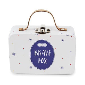 Blue Brave Fox-In-A-Box Set