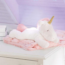 Load image into Gallery viewer, Light-Up Plush Unicorn