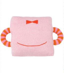 Hold Me Tight Smile Pillow
