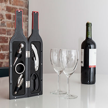 Load image into Gallery viewer, 5-Piece Wine Kit