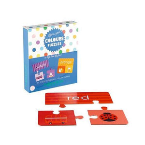 Learn your Colors Jigsaw 30Pc