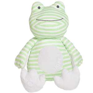 Hope Frog Lullaby Poetic Plush