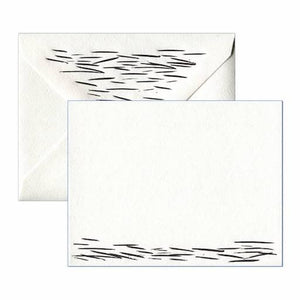 Waves Social Stationery Boxed of Eight