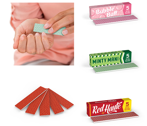 Sticky Fingers Nail Files