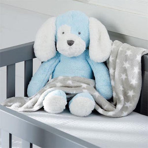 Bear Plush With Blanket Pal