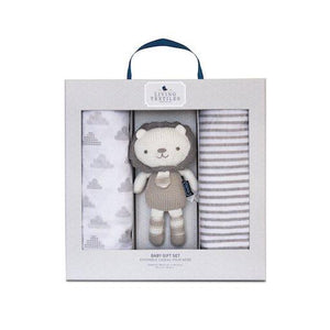 Austin The Lion Baby Bento Gift Set