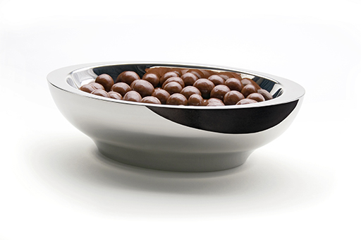 Double Walled Serving Bowl