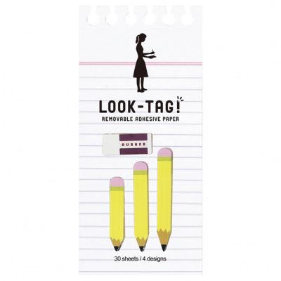 Look Tag! Pencil