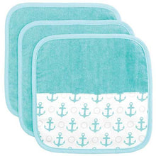 Load image into Gallery viewer, Organic Washcloth Set