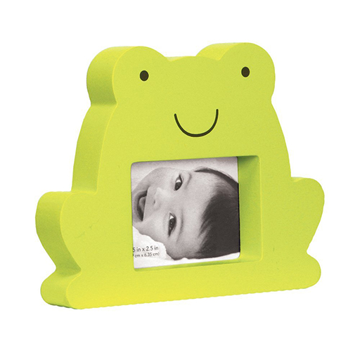 Animal Frame - Green Frog