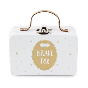 Pink Brave Fox-In-A-Box Set