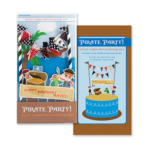 Pirate Party Cake Decorating Kit