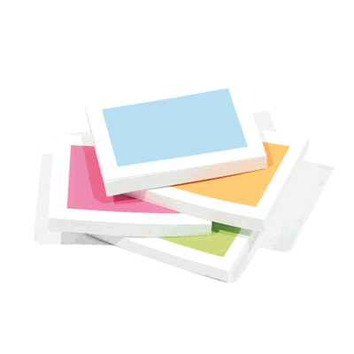 Chicklet Adhesive Note set of 8