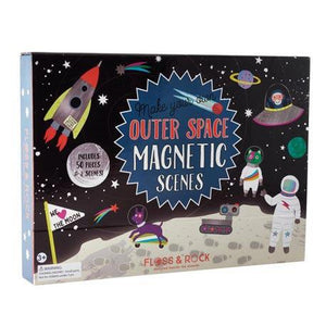 Magnetic Scene Space