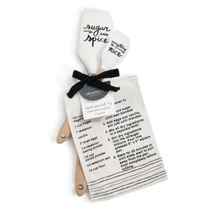 Big & Little Spatula Set