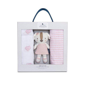 Ms. Rory The Puppy Baby Bento Gift Set