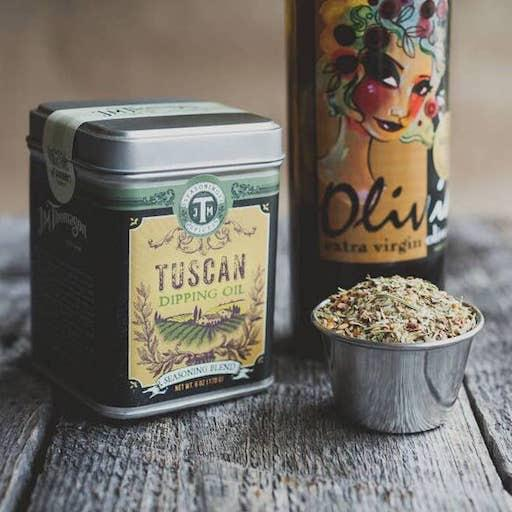 Tuscan Dipping Oil Seasoning
