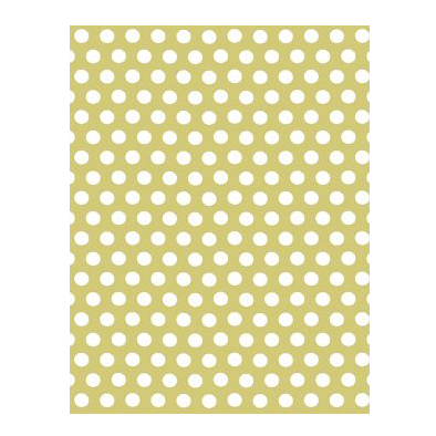 Chartreuse Gift Wrap Sheet