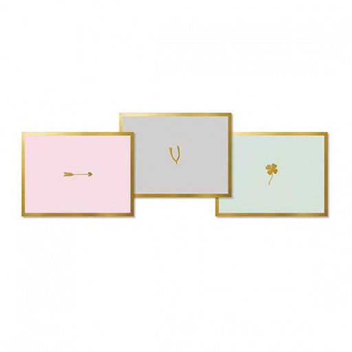 Sweet & Sparkling Icon Note Cards