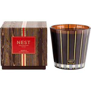 Hearth Three Wick Candle