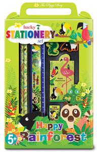 7 Pcs Stationery Set