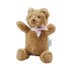 Load image into Gallery viewer, My First Plush Pink Brown Bear
