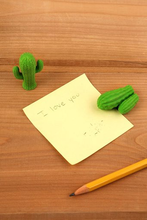 Load image into Gallery viewer, Cactus Erasers Set of 2