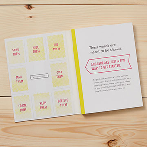 SEND THESE, 20 Postcards with Positive Attitude