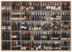 Wine Gallery 1000 Piece Jigsaw Puzzle