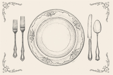 Printable Perfect Setting Placemat