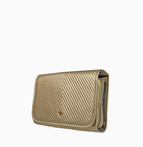 Getaway Toiletry Case Gold